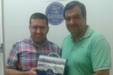 Nuevo acuerdo de patrocinio de Gadira