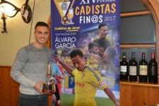 Álvaro García Cadista Fino 2017