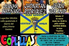 Menú de carnaval en Gasteiz-Horia