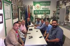 Reunión de Federaciones de Peñas Andaluzas y Aficiones Unidas