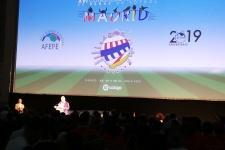 La Federación de Peñas Cadista estuvo presente en el XVI congreso nacional en Madrid