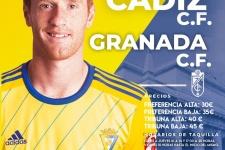 Euforia Cadista recibirá el cartel homenaje del partido Cadiz CF - Granada CF 18/19