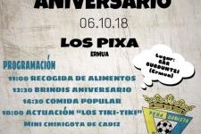 Los Pixa celebran 15 años